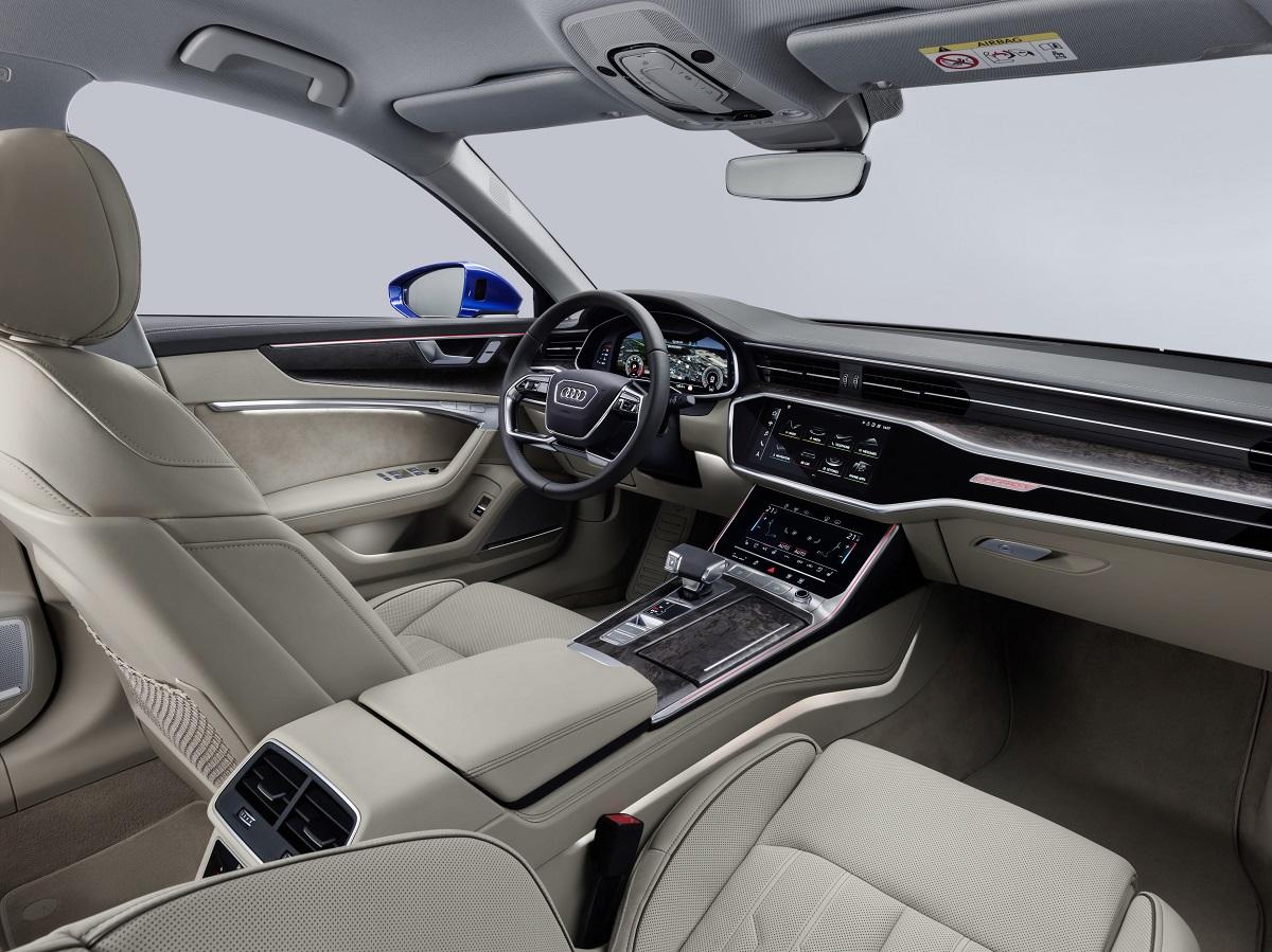Audi A6 Avant inni