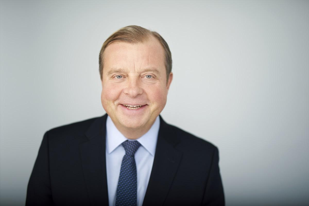 Björn Ivroth i EVRY