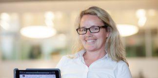 Jannicke Valbrek, leder for kundeservice i Skatteetaten