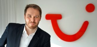 Magnus Hüttenberend Head of Communications TUI Nordic