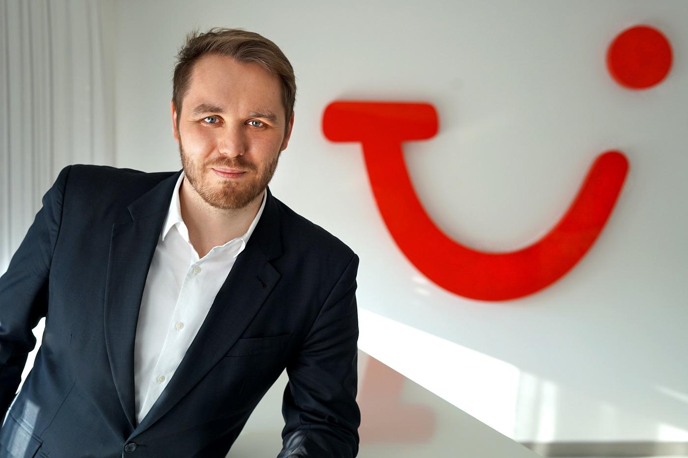 Magnus Hüttenberend Head of Communications TUI Nordic