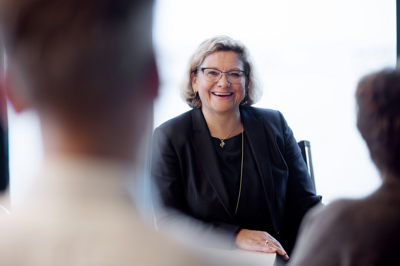 Grethe Moen - Administrerende direktør i Petoro