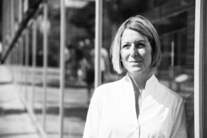 Karen Elisabeth Heskja, investeringsansvarlig i DNB Venture