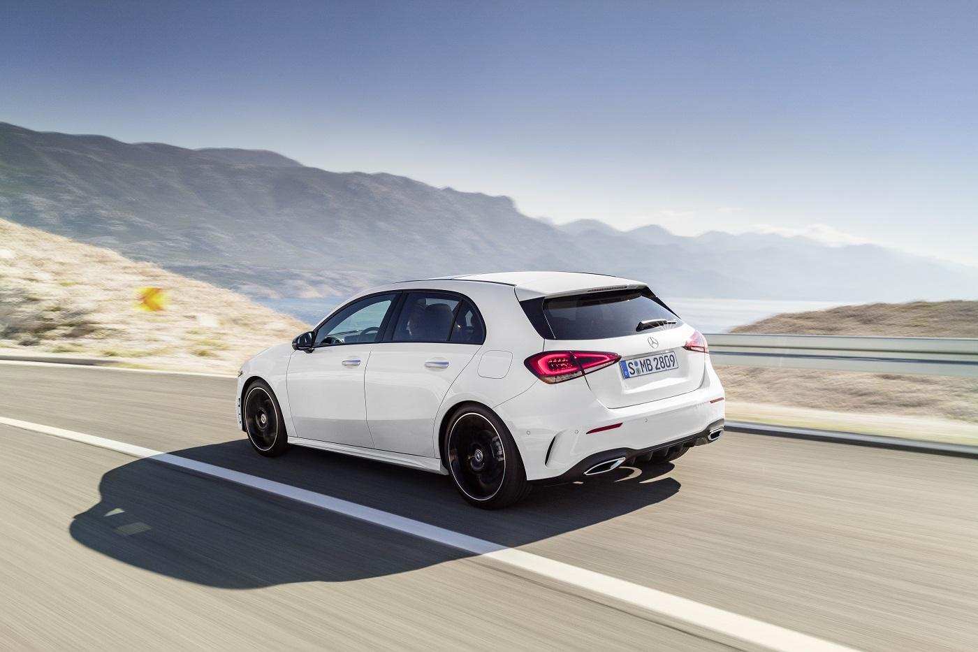 Mercedes-Benz A-Klasse bak