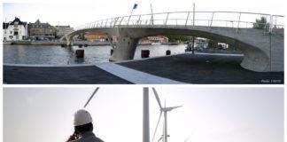 Nytt forskningsprosjekt på kompositter kan gi billigere broer og mer pålitelige vindmøller