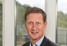 Aage Schaanning, konserndirektør økonomi og finans i KLP
