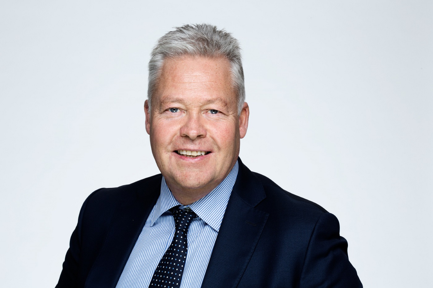 Konsernsjef i Gjensidige Helge Leiro Baastad