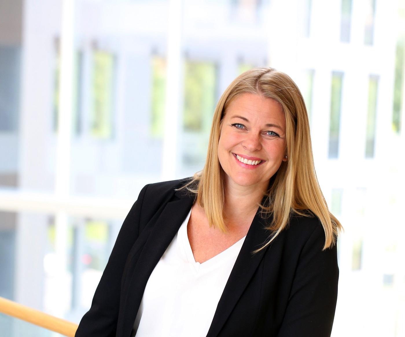 Kathinka Friis-Møller har ledet Compass Group i Norden siden høsten 2017.