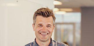 Vipps-sjef Rune Garborg