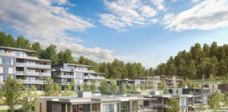 AF Gruppen bygger 129 leiligheter i Skiparviken i Bergen