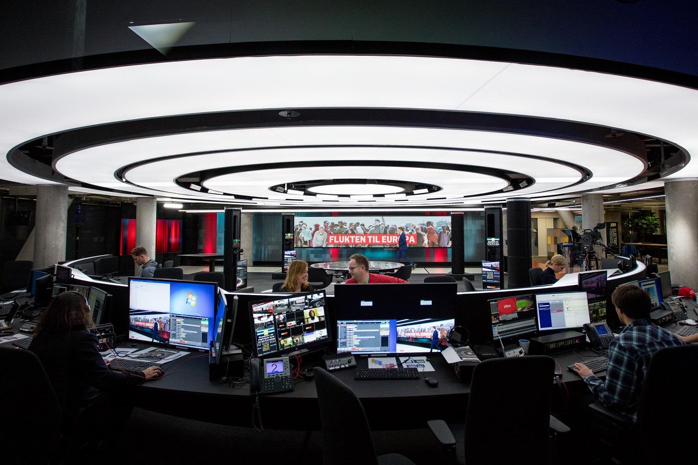 TV 2 Nyhetskanalen med rekord