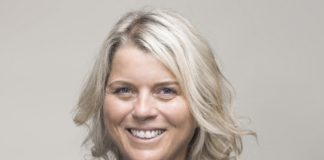 Sportsjef i NENT Group Anne Tufte.