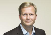 Vegard Klubbenes Drogseth, administrerende direktør i Viasat
