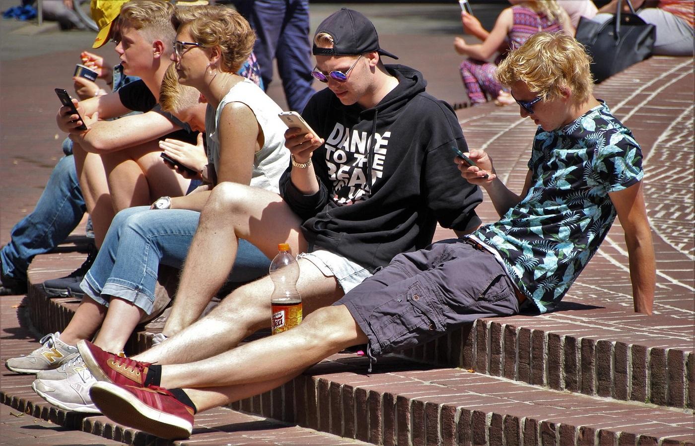Mobiltelefon på skolen