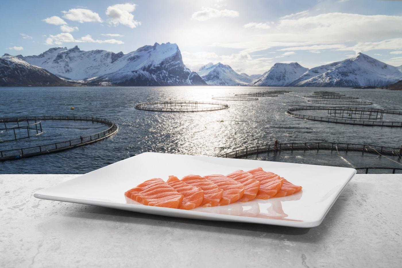Norsk sjømat