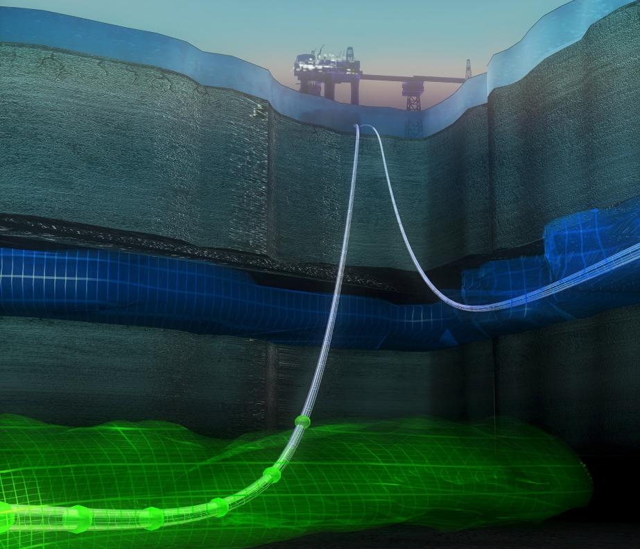 Levende mikroorganismer, hentet opp fra dypet av Equinors oljebrønner gjennom mange år, skal nå brukes til å lage grønn energi.