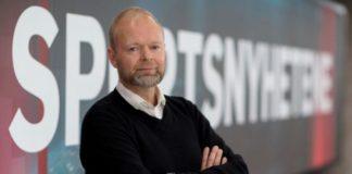 TV 2s sportsredaktør Vegard Jansen Hagen.