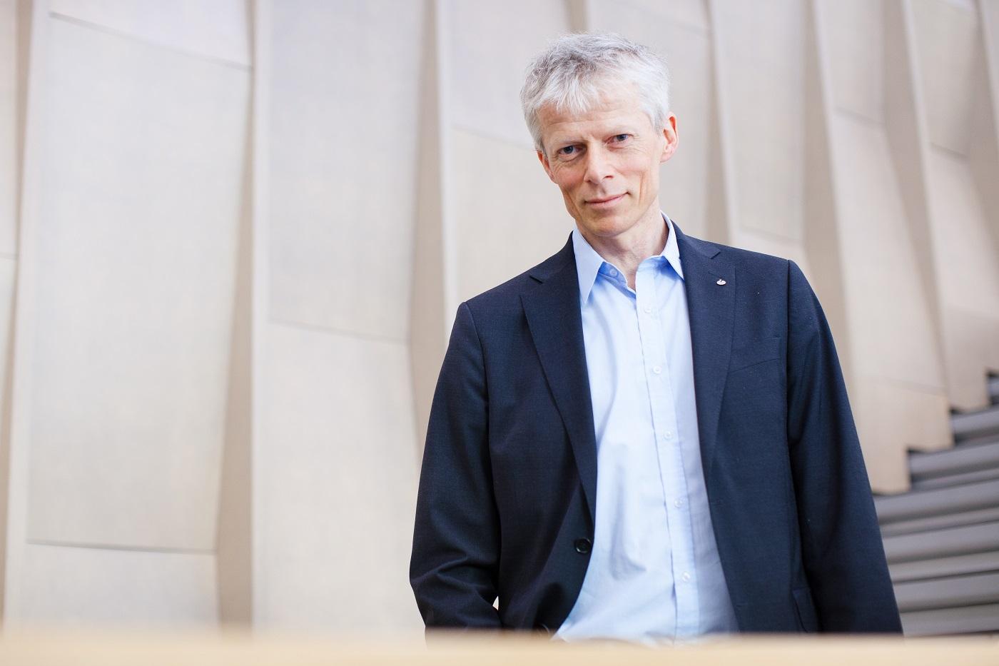 Hans Christian Holte - skattedirektør