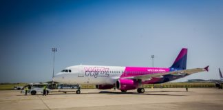 Wizz Air fly