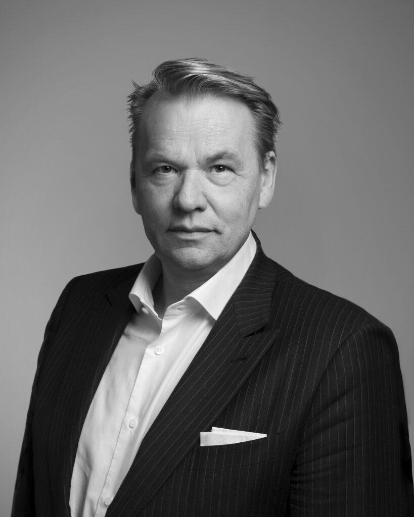 Ole Ertvaag, CEO og Founding Partner i HitecVision