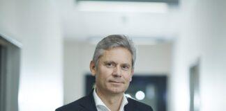 Eirik Moe, nordisk leder for Marine og Aquaculture i EY