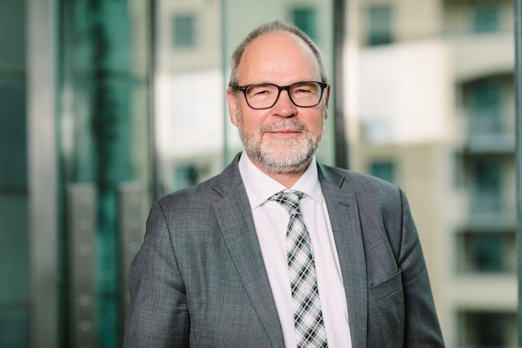 Jørgen Leegaard, samfunnspolitisk direktør i BNL