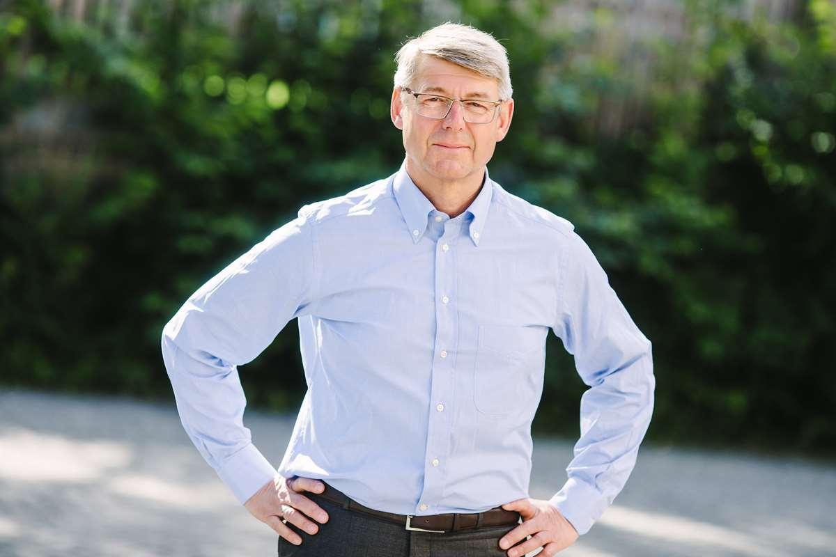 Generalsekretær i forbrukerorganisasjonen Huseierne Morten Andreas Meyer