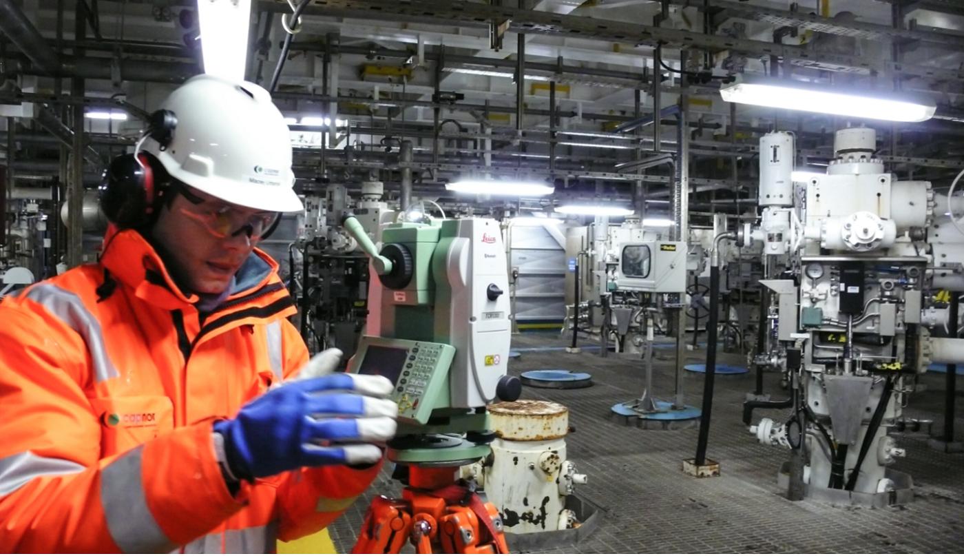 Lundin Energy tildeler Moreld Capnor viktig rammekontrakt